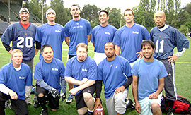 MudDogs Team Photo