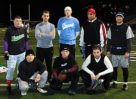Picante Pigskin Playas Team Photo