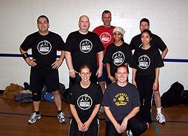 Red Rockets Team Photo