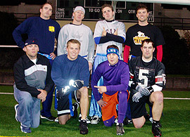 Feed The Hawk Team Photo