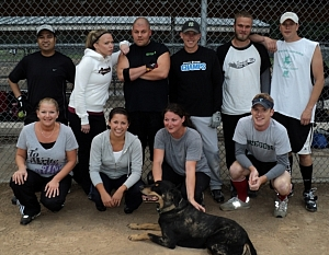 Smack My Pitch Up! Team Photo