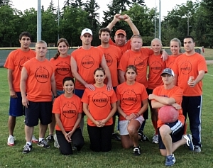 Orange Crush Team Photo
