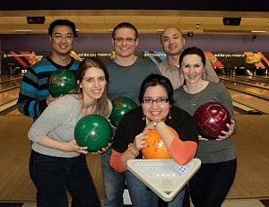 Gutter Ballers Team Photo