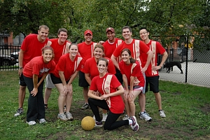 Spring Kickball Leagues