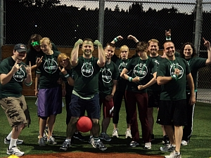 Kickball Team Page For Kick In A Box Indy K5 Underdog Sports