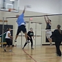 Cities and Sports Indoor Volleyball