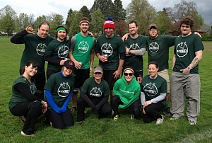 Gang Green Team Photo