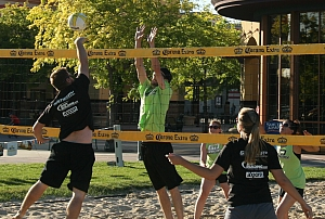 Boise Grass Volleyball