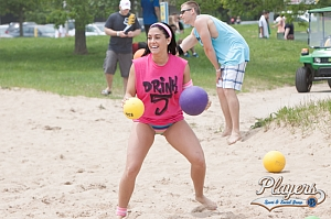 Beach Dodgeball Leagues