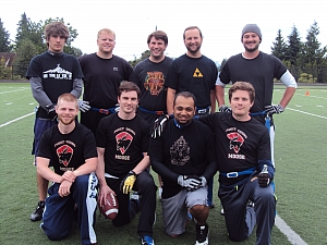 Puget Sound Moose Team Photo