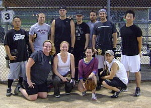 Master Batters Team Photo