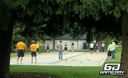 Late Summer Bocce at Ann Morrison Park