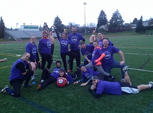 Dirty Bunts (Indy Team #K1) Team Photo