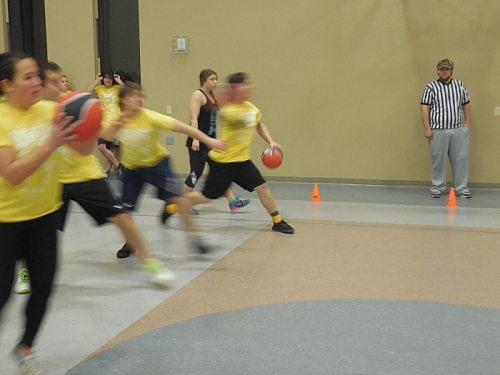 OTS Dodgeball Week 4