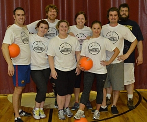 Ballrats Team Photo
