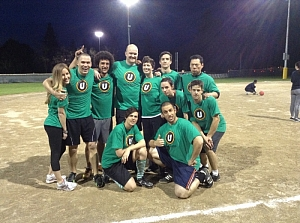 Kickball Team Page For Garren And His Casual Encounters Underdog