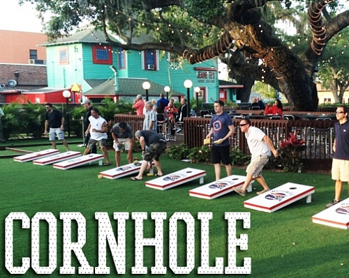 Club Sport Cornhole Leagues