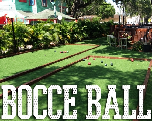 Club Sport Bocce Ball Leagues