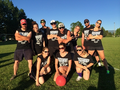OTS Week 4 Kickball