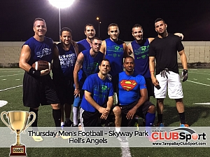 Football - Team Page for Hell's Angeles (r) - CHAMPS - Tampa Bay