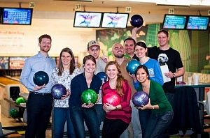 Sports Monster Social Bowling