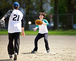 Sports Monster Softball