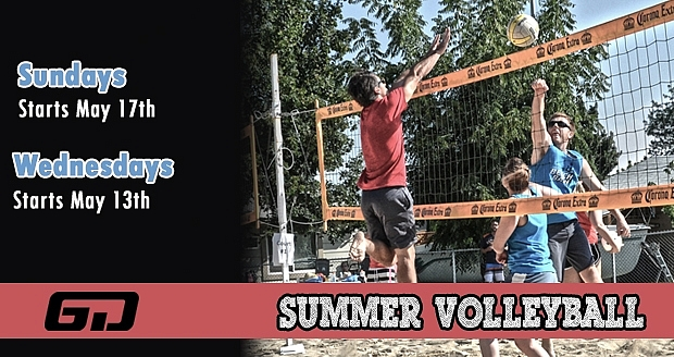 Volleyball Leagues - Boise & Meridian