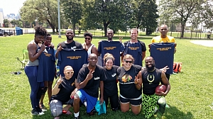 Another Great Summer Season of Flag Football