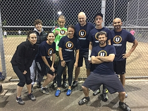Kickball Team Page For Kickballers United Underdog Sports