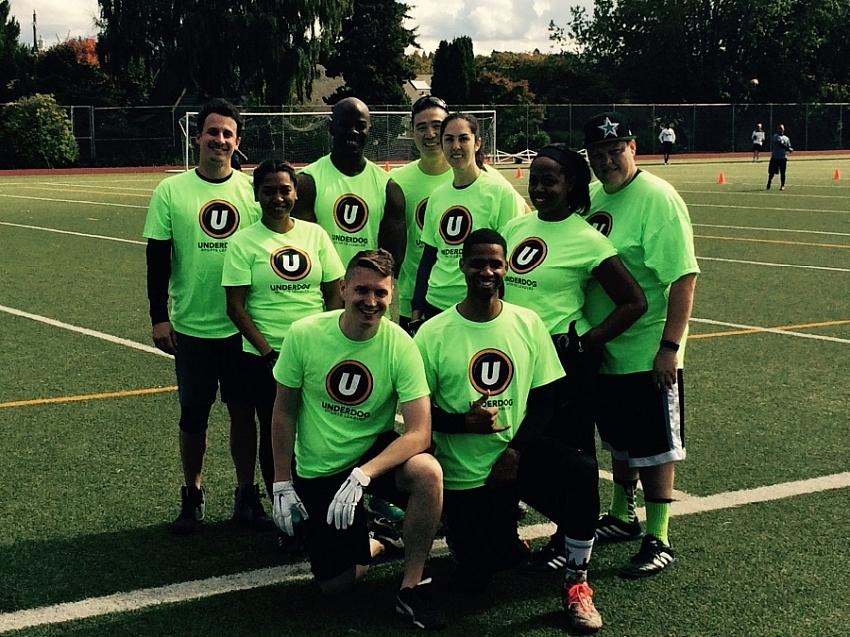 Flag Football - Team Page for Backyard Football - Underdog ...
