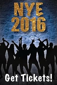 NYE 2016 Get Tickets
