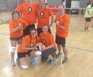 Baboon goes the dynamite! Team Photo