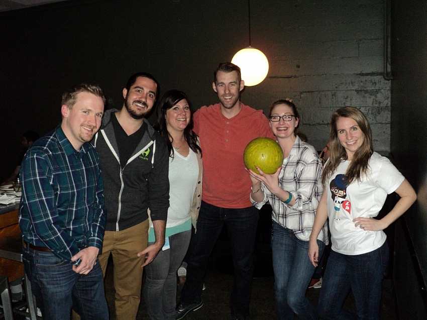 seattle bowling league
