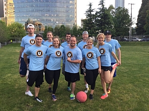 Kickball Team Page For Mama Underdog Sports Leagues Seattle