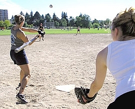 Softball - Seattle Adult Softball Leagues