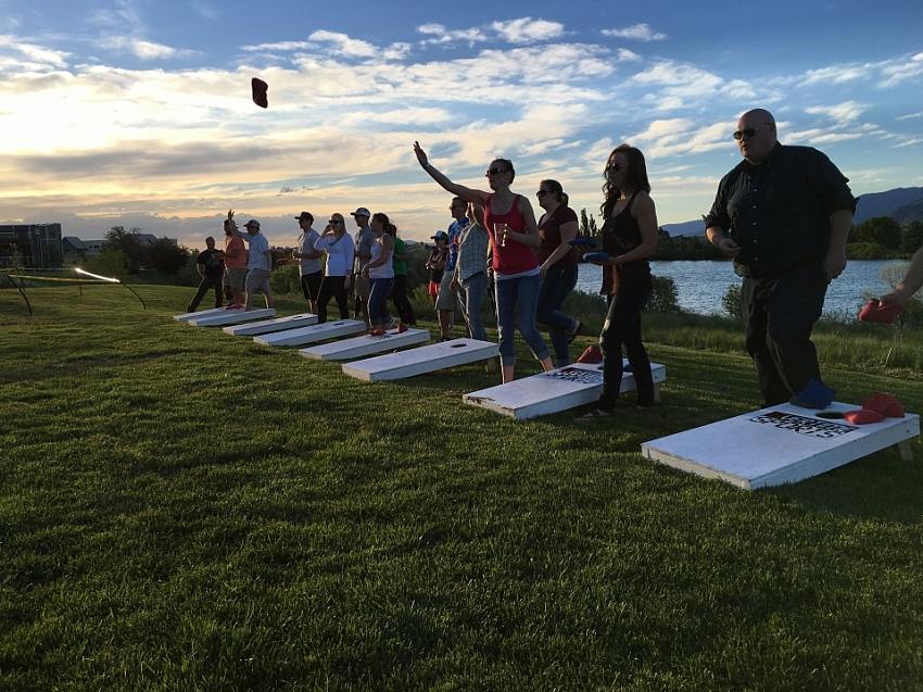 Sunset Cornhole Week 3