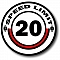Speed Limit 20 Team Logo