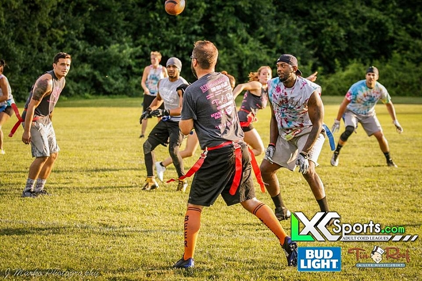 Wednesday Flag Football 6/29/16