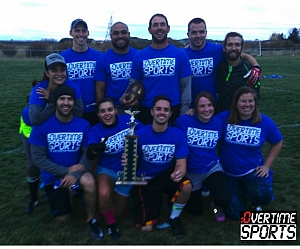 Flag Football Season Recap