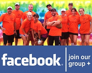 "Join a ""sport specific"" Facebook Group"