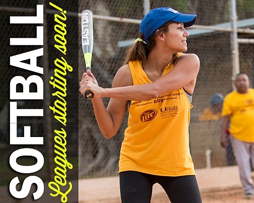 Kaboom Softball Leagues
