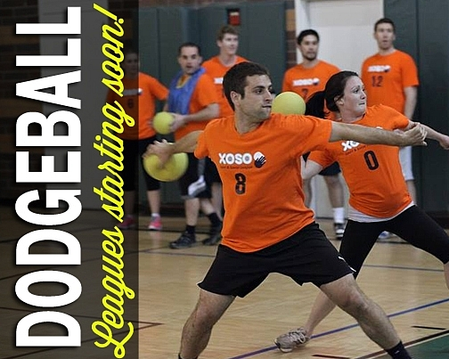 Kaboom Dodgeball Leagues