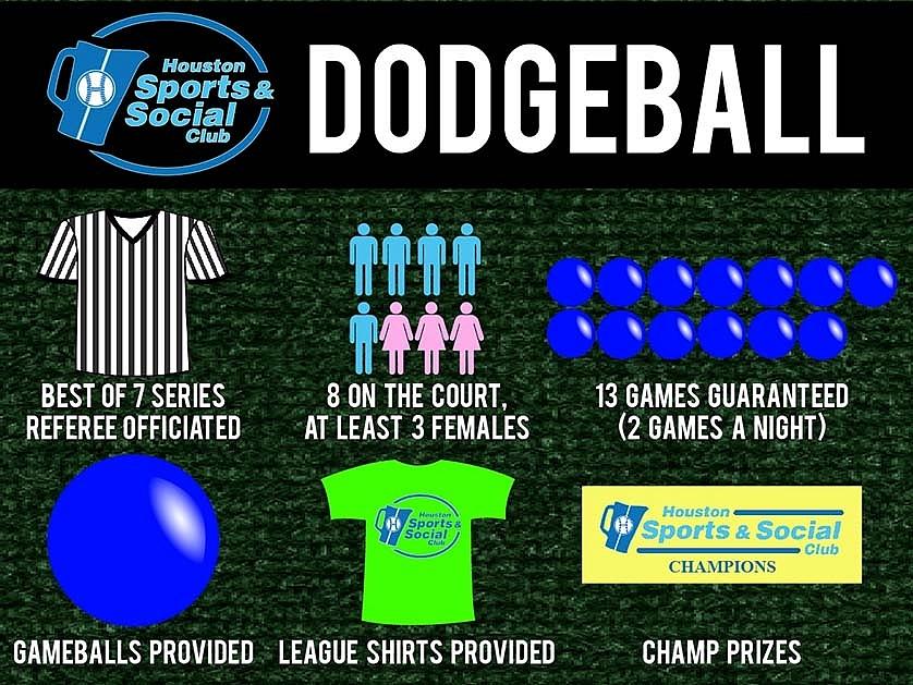 HoustonSSC dodgeball