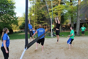 NJ PLAY SPORTS SAND VOLLEYBALL