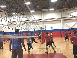 NJ PLAY SPORTS INDOOR VOLLEYBALL