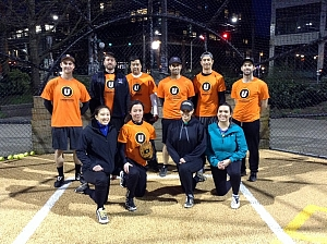 Frank's L'il Sluggers Team Photo