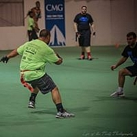 Thursday Men's Indoor 7v7 Flag Football