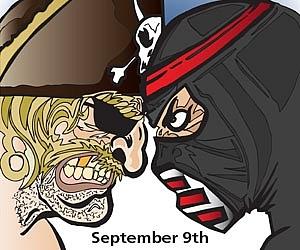 Pirates vs Ninjas Crawl