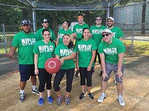 NJ PLAY SPORTS KICKBALL