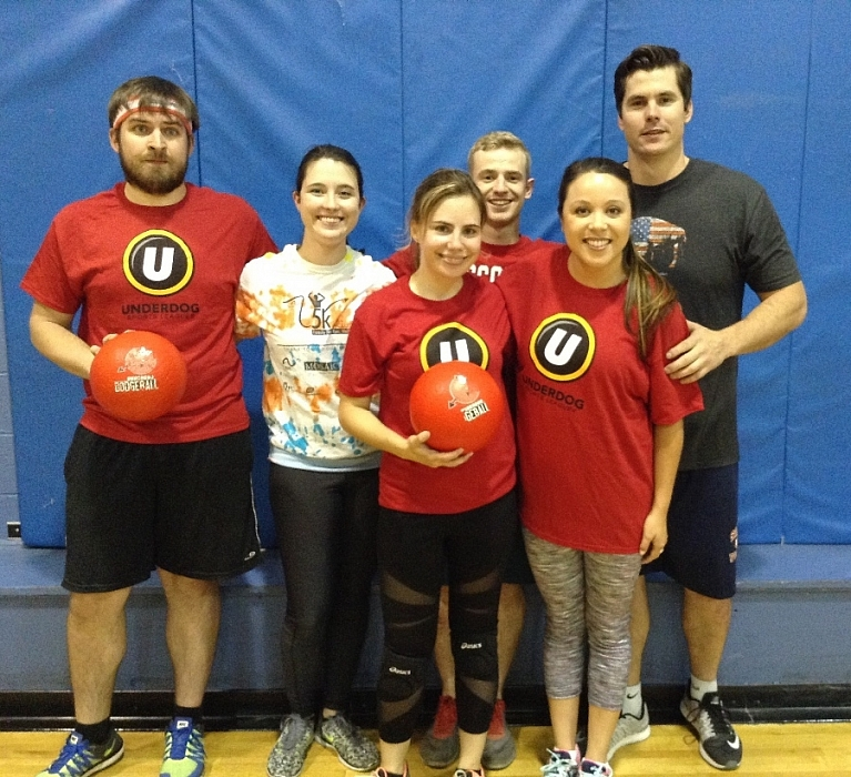 Seattle Dodge: Seattle Adult Dodgeball Leagues